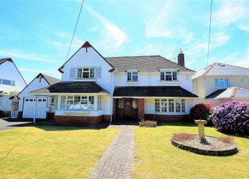 4 bed detached house for sale in South Road, Sully, Penarth CF64