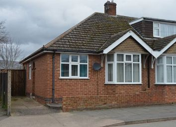 Thumbnail 2 bed semi-detached bungalow to rent in Yelvertoft Road, Kingsthorpe, Northampton