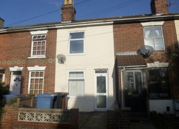Thumbnail 2 bed terraced house to rent in The Drift, Spring Road, Ipswich