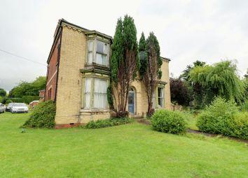 Thumbnail 5 bed detached house for sale in Nettleton Road, Caistor, Market Rasen