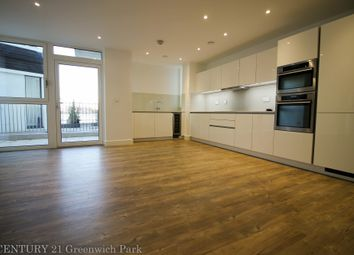 Thumbnail 3 bedroom flat to rent in Cable Walk, London