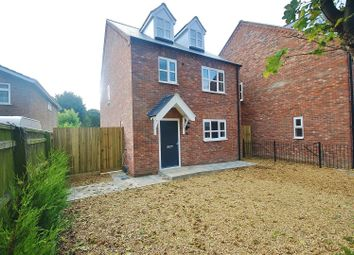 Thumbnail 4 bed detached house for sale in Osier Road, Spalding