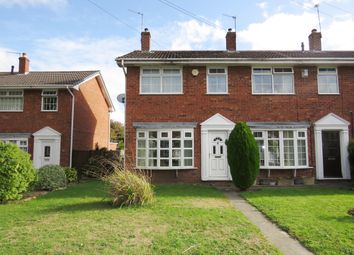 Thumbnail 3 bed end terrace house to rent in Langley Close, Spital, Wirral