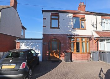 Thumbnail 4 bed semi-detached house for sale in Merevale Avenue, Nuneaton