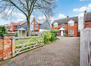 Thumbnail 4 bedroom detached house for sale in Kennylands Road, Sonning Common, Reading