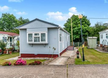 Thumbnail 1 bed mobile/park home for sale in Shalloak Road, Broad Oak, Canterbury
