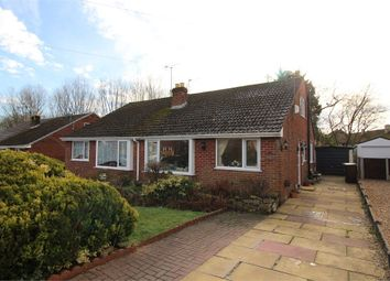 3 bed semi-detached bungalow for sale in Howe Drive, Holcombe Brook, Bury, Lancashire BL0
