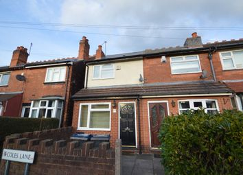 Thumbnail 2 bed end terrace house to rent in 97 Coles Lane, Sutton Coldfield