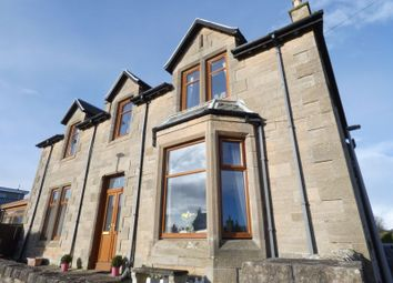 Thumbnail 4 bed detached house for sale in Clarence Street, Thurso