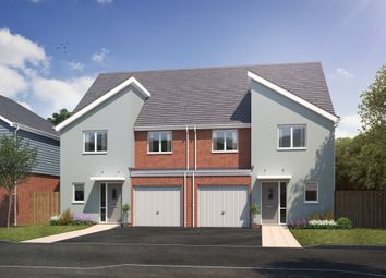 Thumbnail 4 bed semi-detached house for sale in Sunflower Lane, Polegate