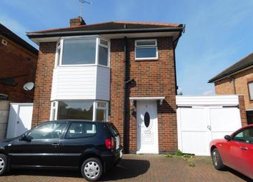 Thumbnail 3 bed detached house to rent in Jackson Avenue, Mickleover, Derby