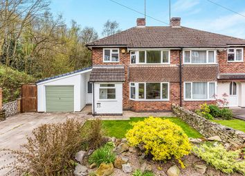 Thumbnail 3 bed semi-detached house for sale in Cademan Street, Whitwick, Coalville
