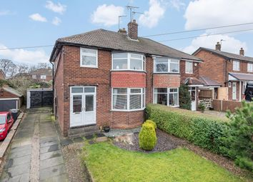 Thumbnail 3 bed semi-detached house for sale in Tinshill Drive, Leeds