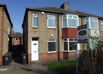 Thumbnail 2 bed flat to rent in Mitford Gardens, Wideopen, Newcastle Upon Tyne