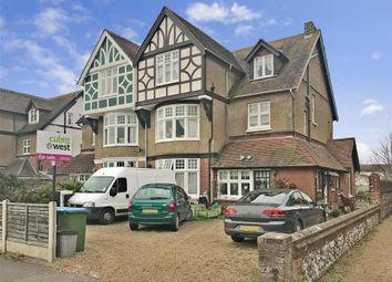 Thumbnail 1 bed flat for sale in Norfolk Road, Littlehampton, West Sussex