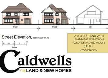 Thumbnail Land for sale in Lymington Road, New Milton, Hampshire
