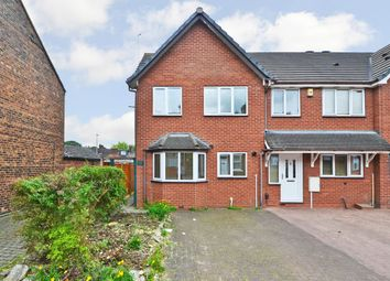 Thumbnail 3 bed town house to rent in Erskine Street, Longton