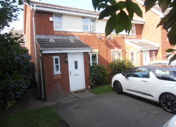 Thumbnail 2 bed end terrace house for sale in Youghal Close, Pontprennau, Cardiff