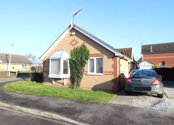 Thumbnail 3 bed bungalow for sale in Wytherstone Close, Kingswood, Hull