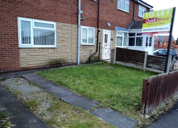 Thumbnail 1 bed terraced house to rent in Briar Hill Close, Blackburn