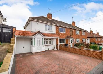 Thumbnail 3 bed end terrace house for sale in York Avenue, Walsall, West Midlands