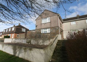 Thumbnail 3 bed semi-detached house for sale in Budshead Road, Whitleigh