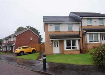Thumbnail 3 bed semi-detached house to rent in Mcilvanney Drive, Kilmarnock