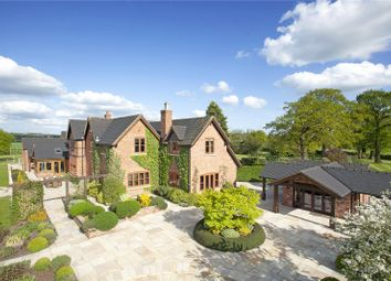 Thumbnail 7 bed detached house for sale in Cherry Tree Lane, Woore, Crewe