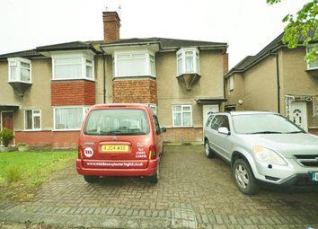 Thumbnail 2 bed maisonette for sale in Woodgrange Avenue, Kenton, Harrow, Middlesex