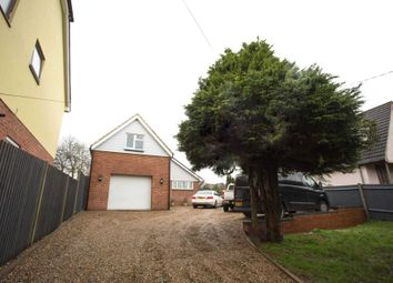 Thumbnail 4 bed detached house for sale in Hallsfield Road, Walderslade, Chatham