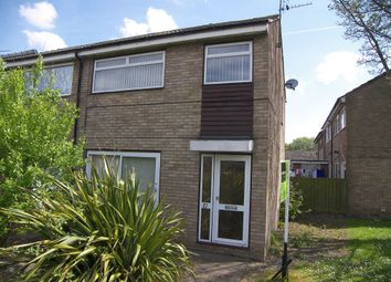 Thumbnail 3 bedroom semi-detached house to rent in Redcroft Green, Newcastle Upon Tyne