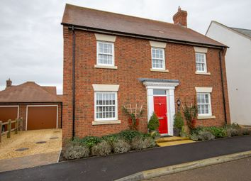 Thumbnail 4 bed detached house for sale in Wimblestock Way, Brimsmore, Yeovil