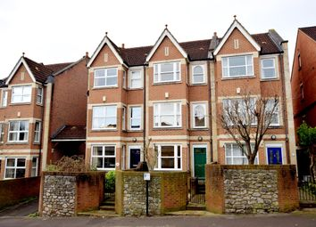 Thumbnail 4 bed terraced house for sale in Hampton Road, Bristol