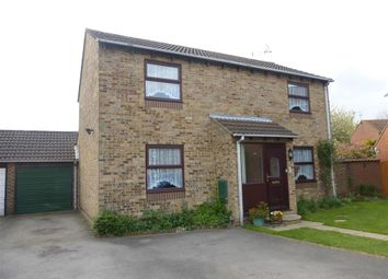 Thumbnail 4 bed detached house for sale in Tinwell Close, Lower Earley, Reading
