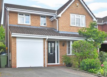 Thumbnail 4 bed detached house for sale in Fox Hollow, Eccleshall