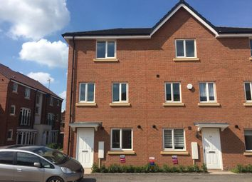 Thumbnail 4 bed terraced house to rent in Signals Drive, Stoke Village