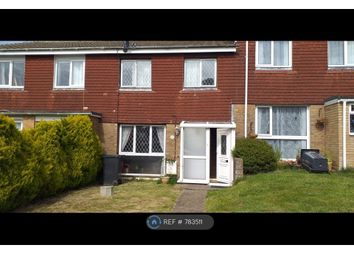 Thumbnail 2 bed terraced house to rent in Hawkhurst Close, Eastbourne