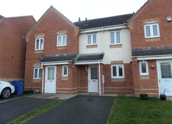 Thumbnail 2 bed terraced house to rent in Canterbury Drive, Rugeley