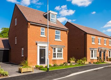 "Thumbnail 4 bed detached house for sale in ""Bayswater"" at Coppice Green Lane, Shifnal"