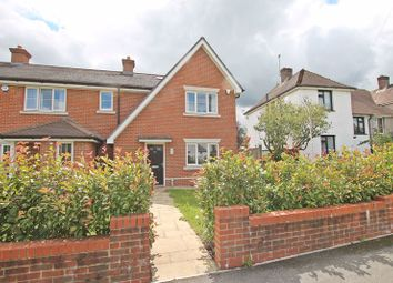 Thumbnail 3 bed terraced house to rent in Nightingale Avenue, Eastleigh