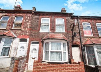 Thumbnail 2 bed terraced house for sale in Maple Road West, Luton