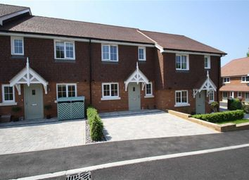 Thumbnail 2 bed terraced house for sale in The Grove, Wrecclesham, Farnham, Surrey