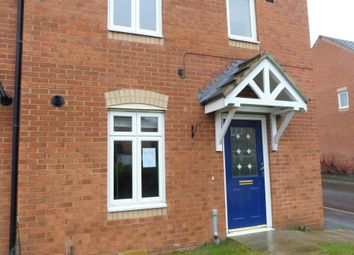 Thumbnail 3 bedroom semi-detached house for sale in Barberry, Coulby Newham, Middlesbrough