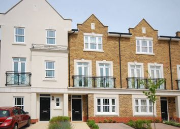 Thumbnail 4 bed property to rent in Holford Way, Roehampton
