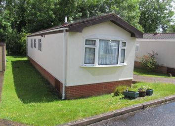 Thumbnail 2 bedroom mobile/park home for sale in Merrywood Park, Ashurst Drive (Ref 5623), Boxhill, Dorking, Surrey