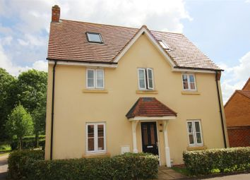 Thumbnail 4 bed detached house for sale in Lords Close, Alexandra Park, Wroughton