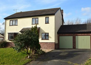 Thumbnail 4 bed detached house for sale in Welland Close, Droitwich