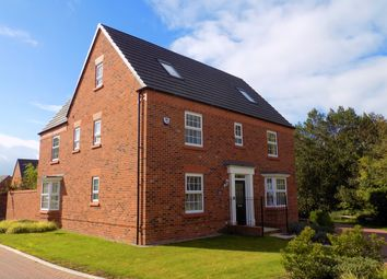 Thumbnail 5 bed detached house for sale in Alpine Echoes Close, Elworth, Sandbach