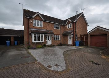 Thumbnail 3 bed semi-detached house for sale in Maiden Court, Hull