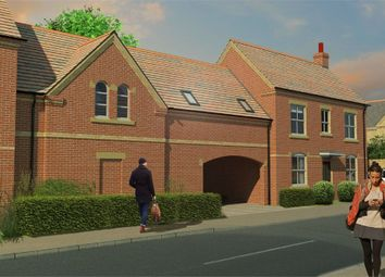Thumbnail 2 bed flat for sale in Plot 5, The Hawthorn, Dormer Woods, Shireoaks Road, Worksop, Nottinghamshire